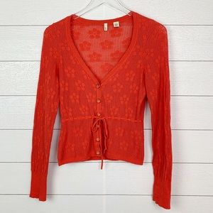 Anthropologie Moth Brand Cardigan Sweater
